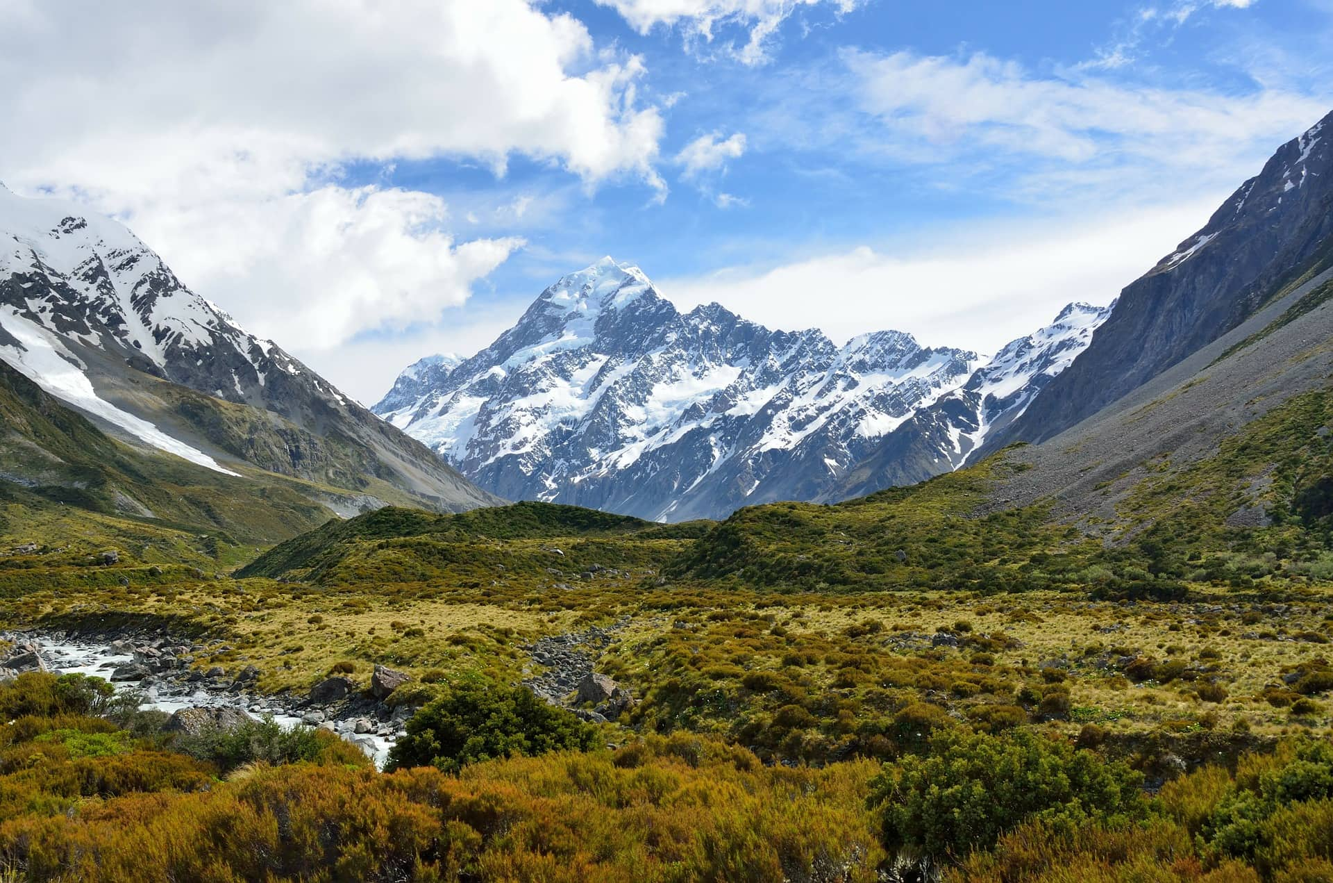 20 of the Greatest Road Trips of New Zealand