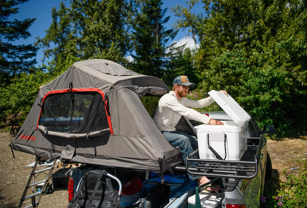 The Best Roof Racks For a Roof Top Tent